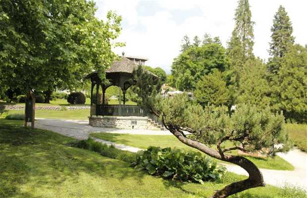 Parque Zdraviliški
