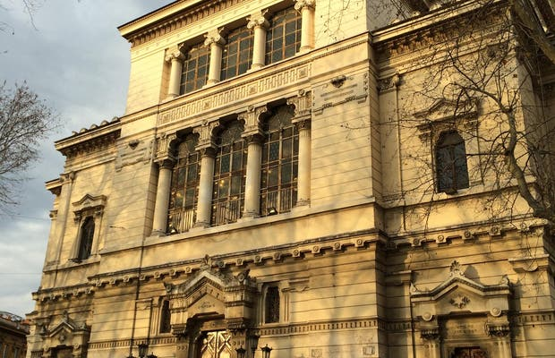Gran Sinagoga de Roma