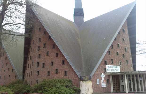 Eglise Saint Henri