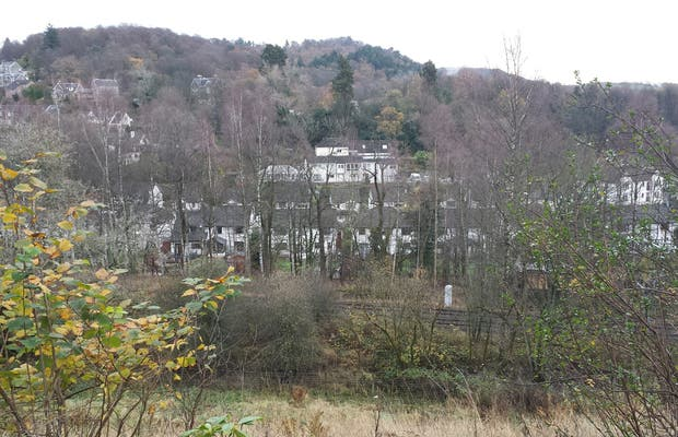 Lecropt Hill&Road