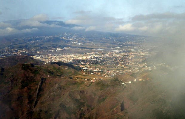 Pico del Ingles Viewpoint