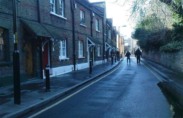 Copperfield Street, Southwark Street