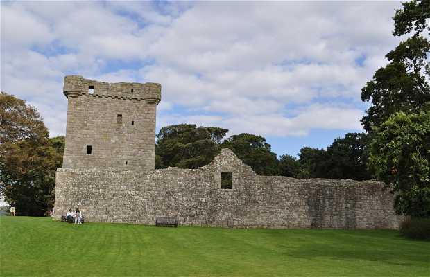 Castillo de Loch Leven
