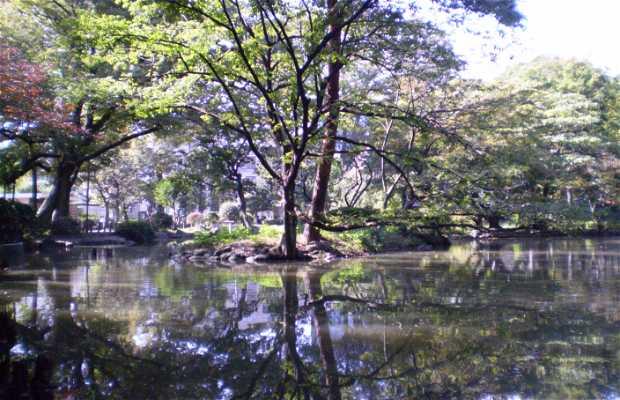 Arisugawa-no-miya Memorial Park,Tokyo