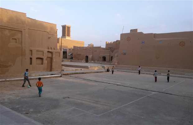 La Ciudad Vieja de Yazd