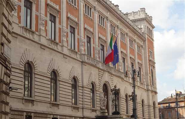 Palacio Montecitorio