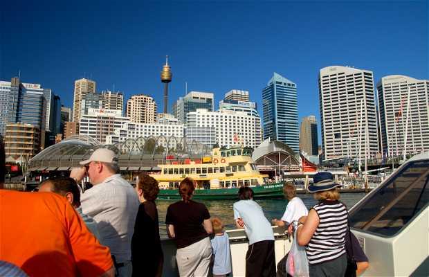 Circular Quay a Sydney