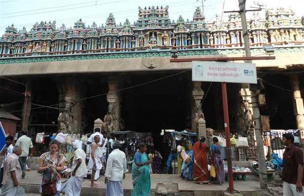 Marché Pudu Mandapam