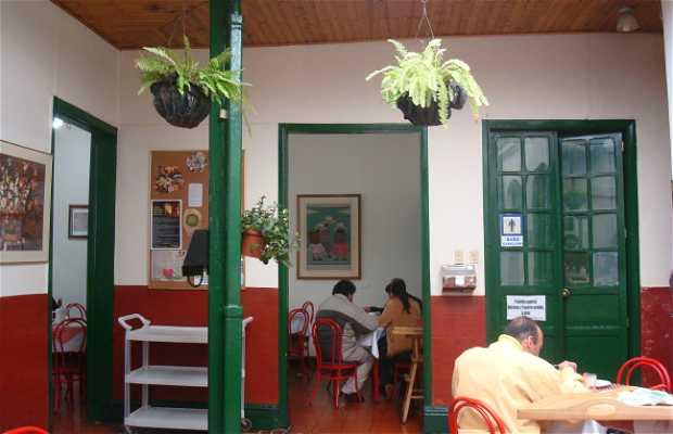 Restaurante vegetariano Vega