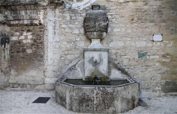 Fontaine de la Sauvarède