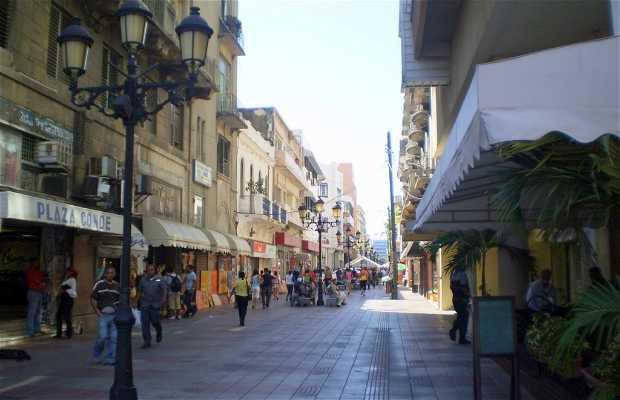Calle El Conde a Santo Domingo