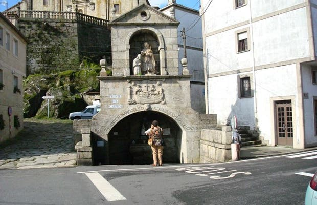 Fountain of El Carmen