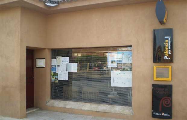 Oficina de informaci n y turismo de fr mista en fr mista for Oficina de turismo de palencia
