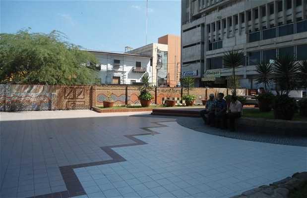 Plaza Delfir
