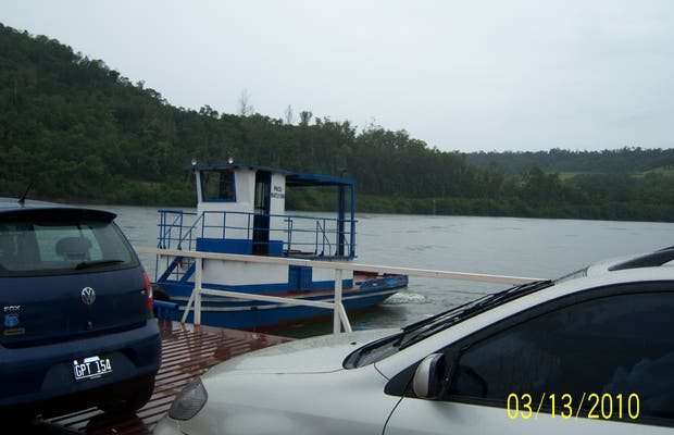 Raft Crossing