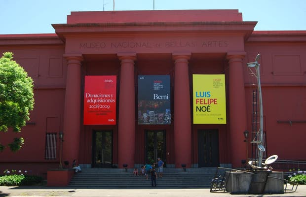 Musée national des beaux-arts d'Argentine