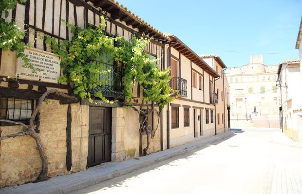 Casa natal de Fray Tomás de Berlanga