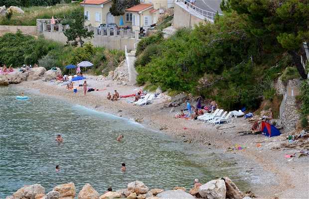 Playas de Stara Baska