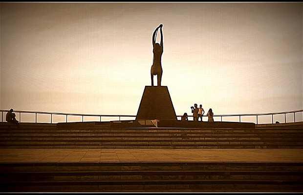 Estátua de Iracema Guardiã