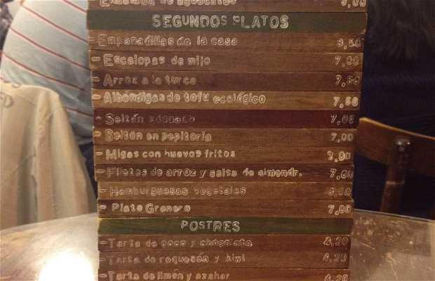 Restaurante El Granero de Lavapiés
