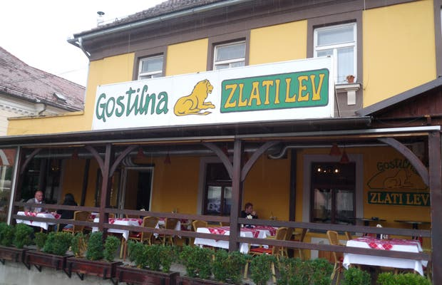 Restaurant Gostilna Zlatilev