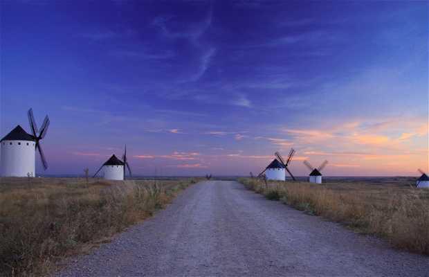 Ruta de los Molinos (Route des moulins)