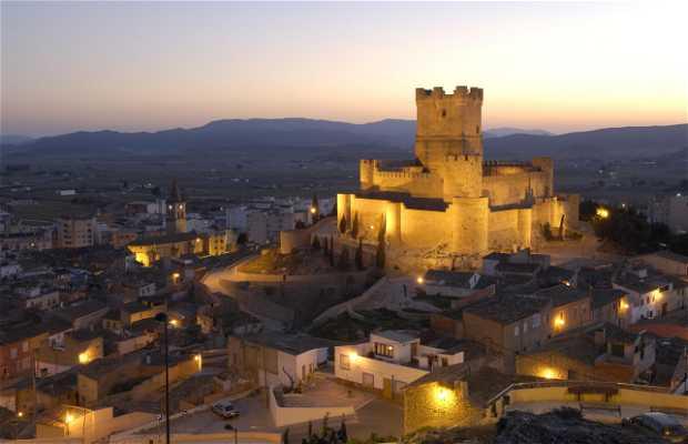 Ruta de los Castillos de Alicante
