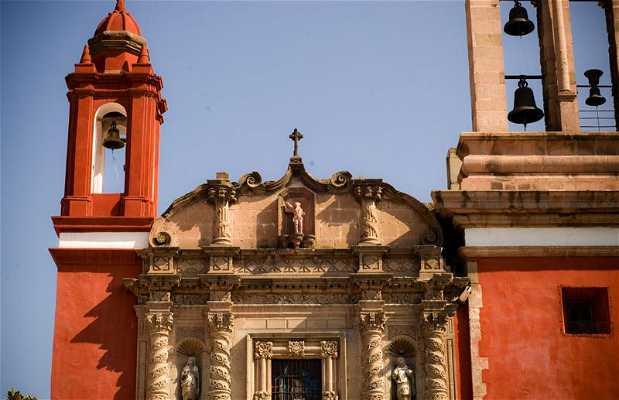 Iglesia de San Sebastian Martir