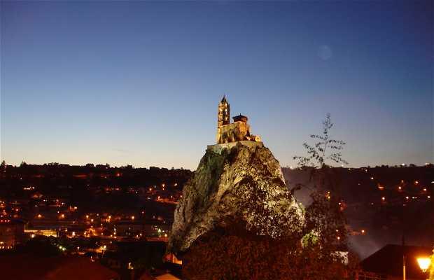 Église Saint-Michel d'Aiguilhe