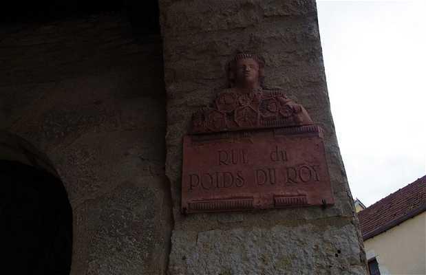 Rue du Poids du Roy