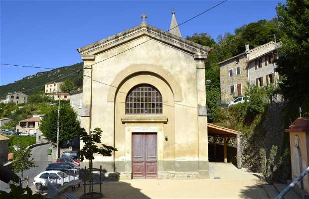 Iglesia de Tolla