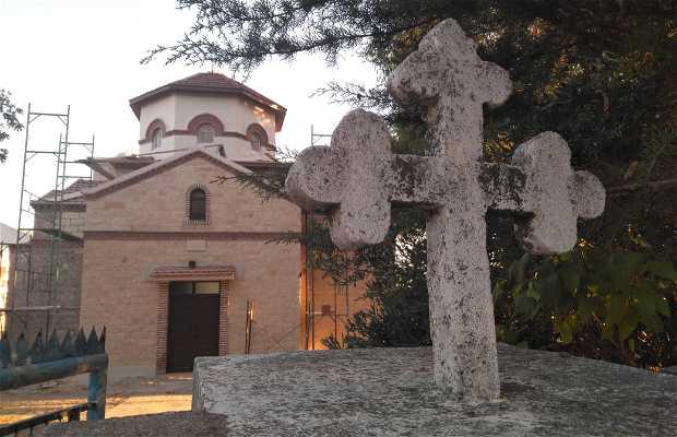 Iglesia de Mandria