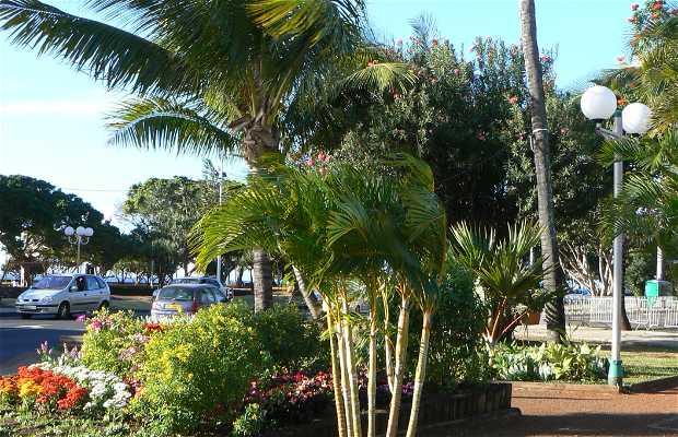 Plaza del 20 de diciembre de 1848, Saint Denis, La Reunion