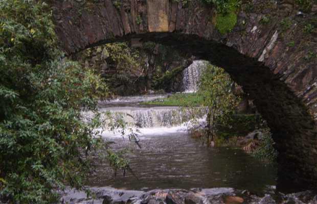 Puente Medieval Foz de Arouce