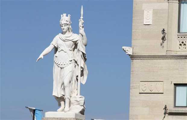 Statua della Libertá