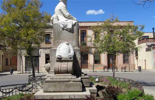 Plaza Joan Güell