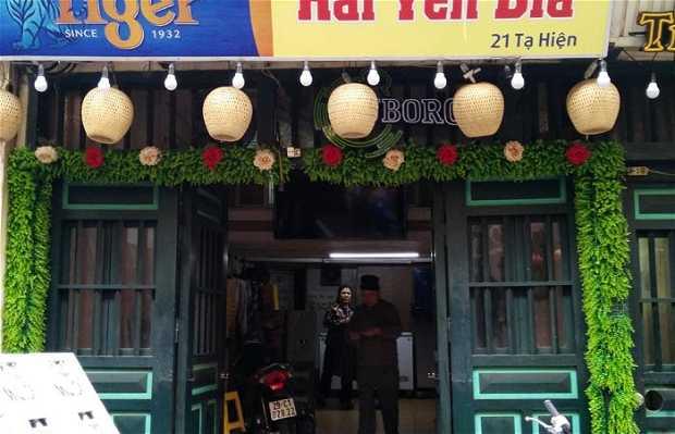 Cerveceria Hai Yen Bia