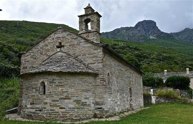Capilla Notre-Dame des Neiges