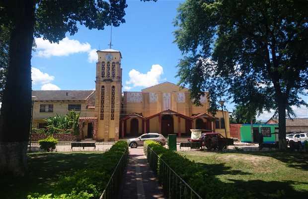 Plaza 20 de agosto, Monteagudo