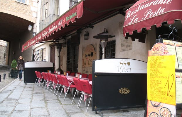Auberge Restaurant la Posta