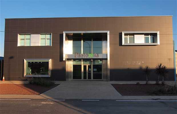 Pastoralia, Centro de interpretación de la Torta del Casar
