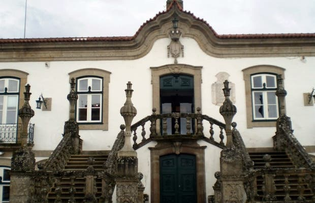 Cámara Municipal de Vila Real - Edificio dos Paços do Concelho