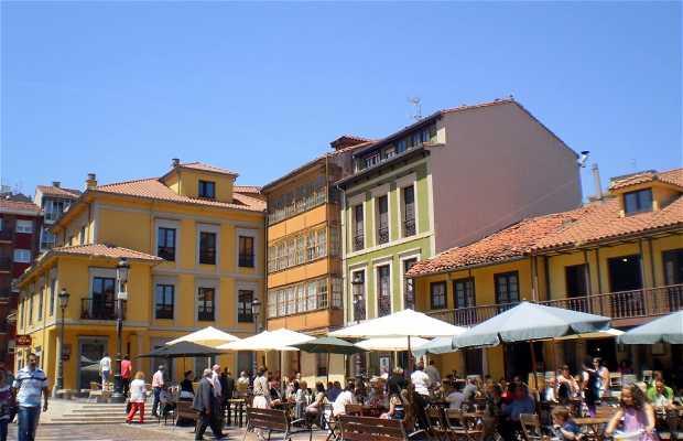 Plaza del Carbayo