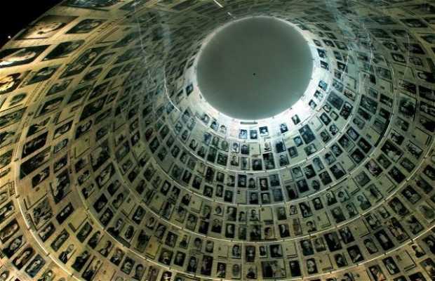 Musée de l'holocauste Yad Vashem