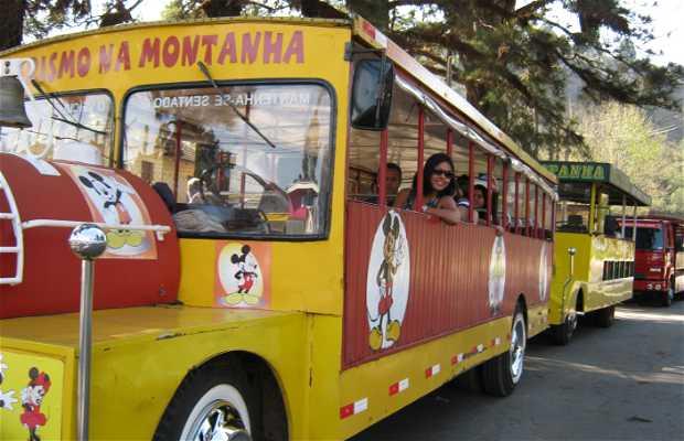 Trenzinho Turismo nas Montanhas