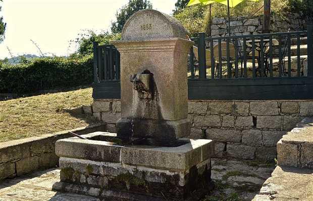 Fontana de Fontanonu