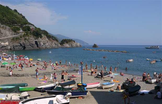 Antigua playa