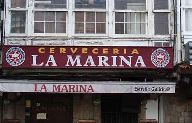 Cervecería La Marina
