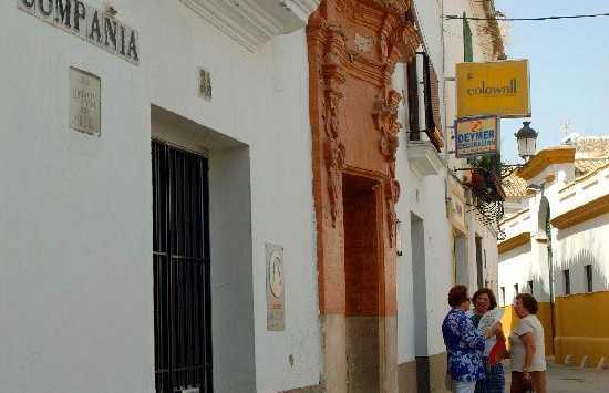Portada Barroca del Siglo XVIII