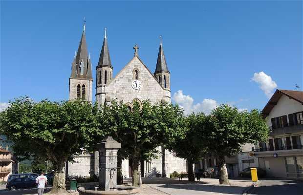 Iglesia Parroquial de Le Touvet - Eglise Saint Didier